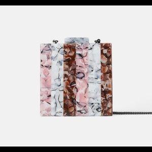 Zara Gorgeous Acrylic Crossbody
